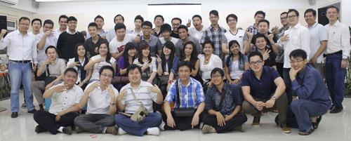 Alumni Gathering IFT 2013