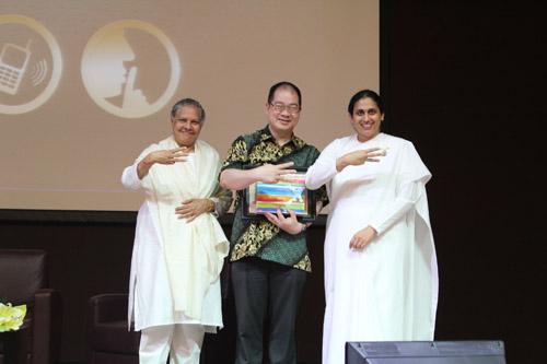 Salam Entrepreneur bersama dengan Ms Gopi Patel