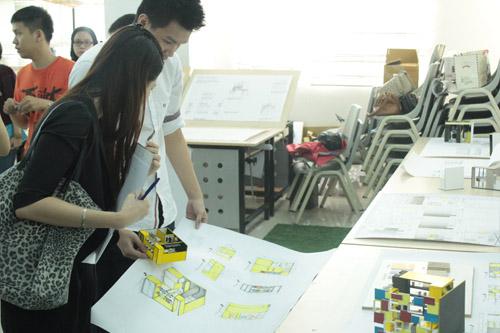 Project dari Lenkote untuk mahasiswa UC INA