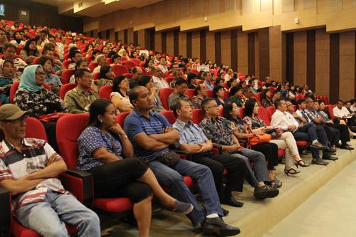 Kenalkan Alur Studi Universitas Ciputra kepada para Orang Tua Mahasiswa Baru 2014