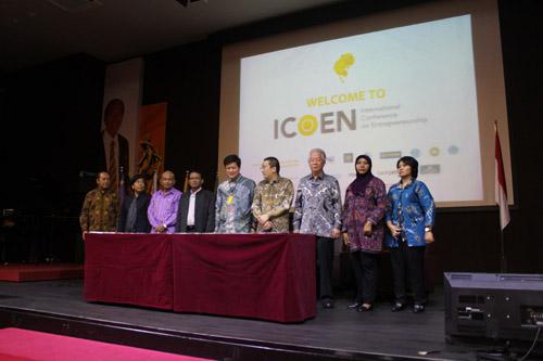 The 1st International Conference on Entrepreneurship