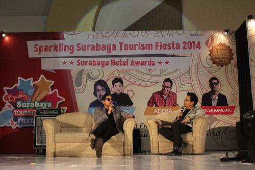 Sparkling Surabaya Tourism Fiesta 2014
