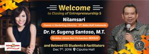 Closing of Entrepreneurship 5
