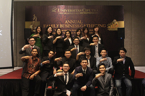 Annual Family Business Gathering UC