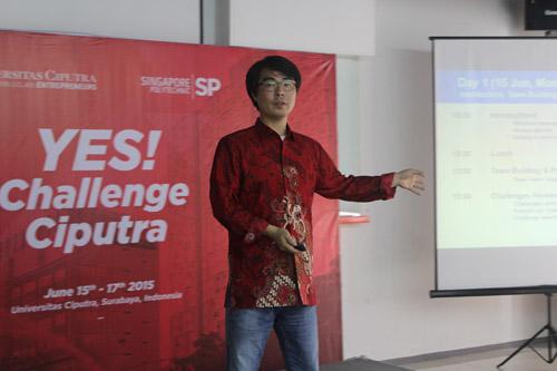 Ciputra YES! Challenge Surabaya