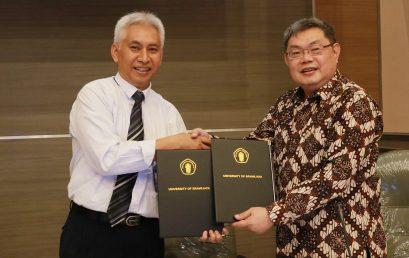 MOU Universitas Ciputra – Universitas Brawijaya Malang, Proses Belajar Kedua Universitas