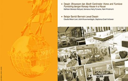 Desain Interior Restoran dengan Tema Soerabaya Tempoe Doeloe