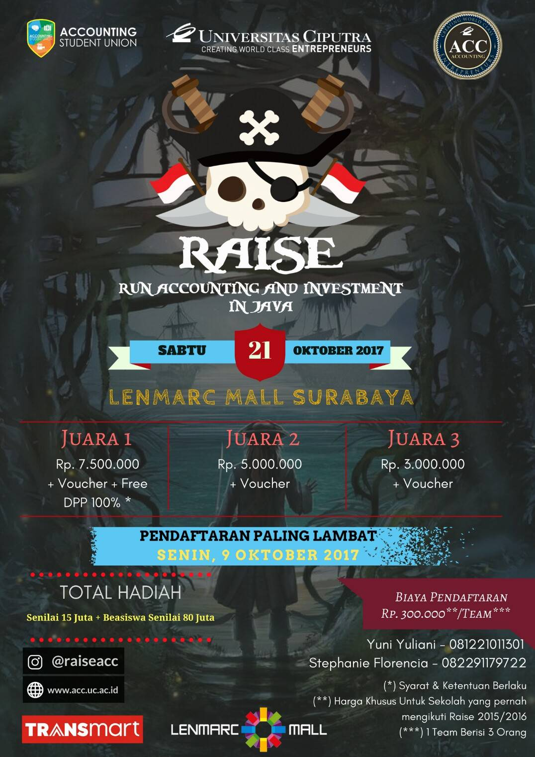 """RAISE 2017"" Java Rally Competition"