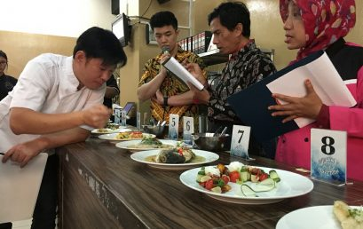 Culinary Business Cooking Competition 2017