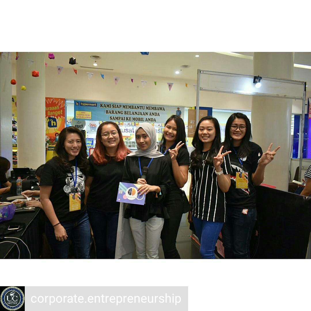 EQUATION FEST! Semi-Magang Corporate Entrepreneurship Guild
