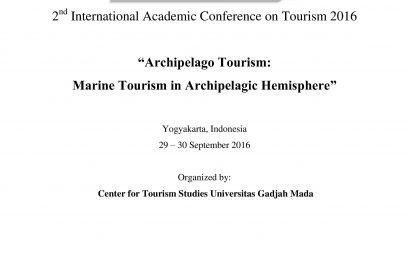 Panji Studies in Tourism Faculty, Ciputra University
