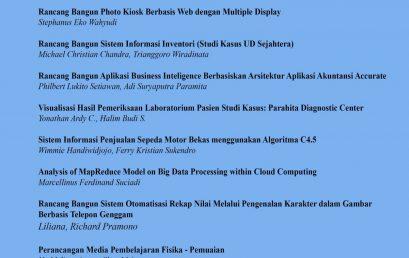 Rancang Bangun Recommender System dengan Menggunakan Metode Collaborative Filtering untuk Studi Kasus Tempat Kuliner di Surabaya